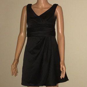 David's Bridal Black Party Dress size 2